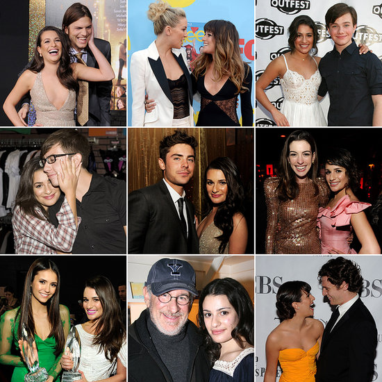 Lea Michele's Life Is Full of Famous Friendships