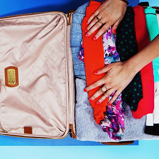 How to Pack Everything into Carry-On Luggage   Video