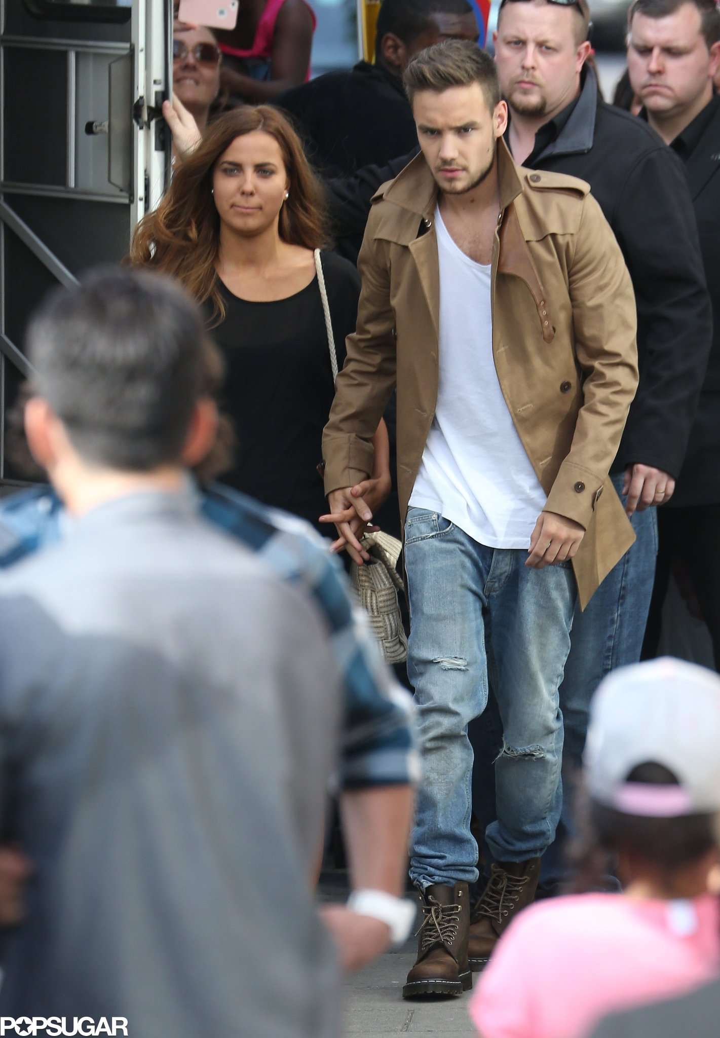 Liam Payne celebrated his birthday with his girlfriend and ... Liam Payne 2013 Girlfriend