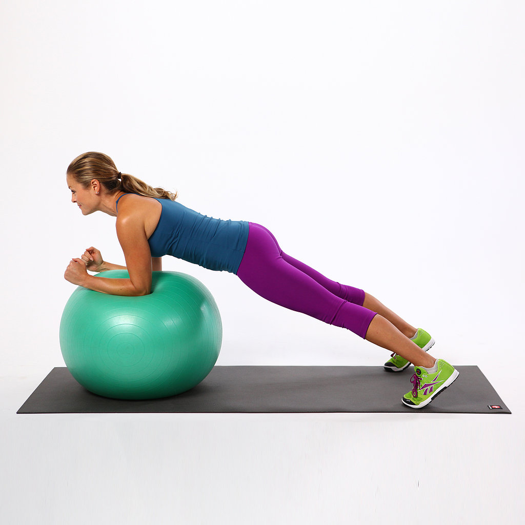 Plank Exercises: Exercises to Tone Abs | POPSUGAR Fitness ...