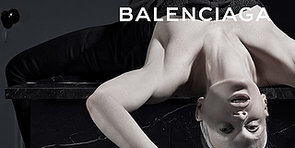 It's Here, It's Here: Alexander Wang's Balenciaga Campaign!