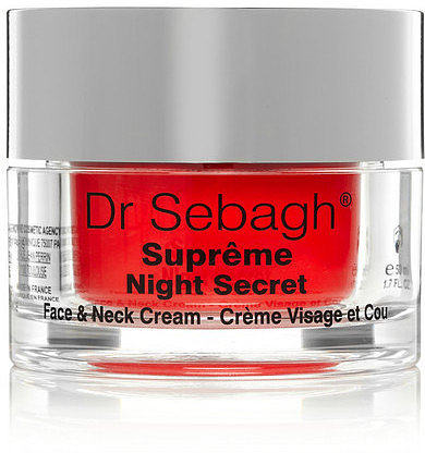 Dr. Sebagh Supreme Night Secret Cream, 50ml – Nachtcreme