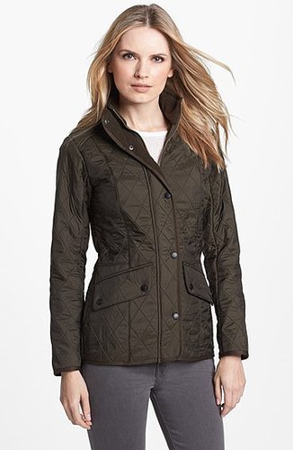 Barbour 'Calvary' Quilted Jacket