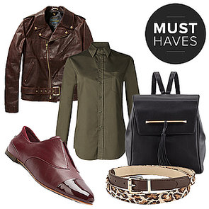 Fall Fashion Shopping Guide | September 2013