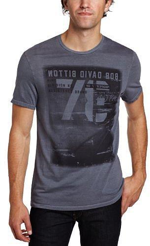 Buffalo by David Bitton Men's N-Istal T-Shirt