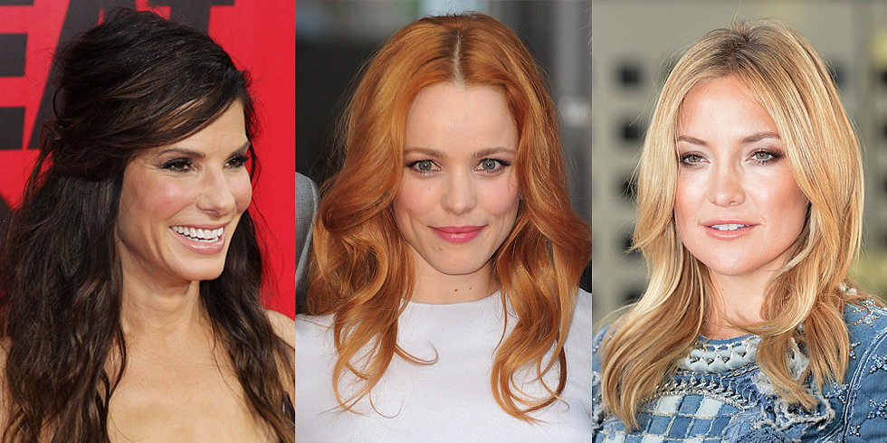 The 30 Most Covetable Hair Colours in Hollywood