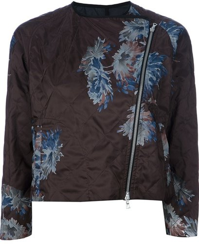 Dries Van Noten quilted jacket