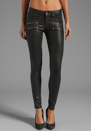 Paige Denim Edgemont Ultra Skinny Silk Coating