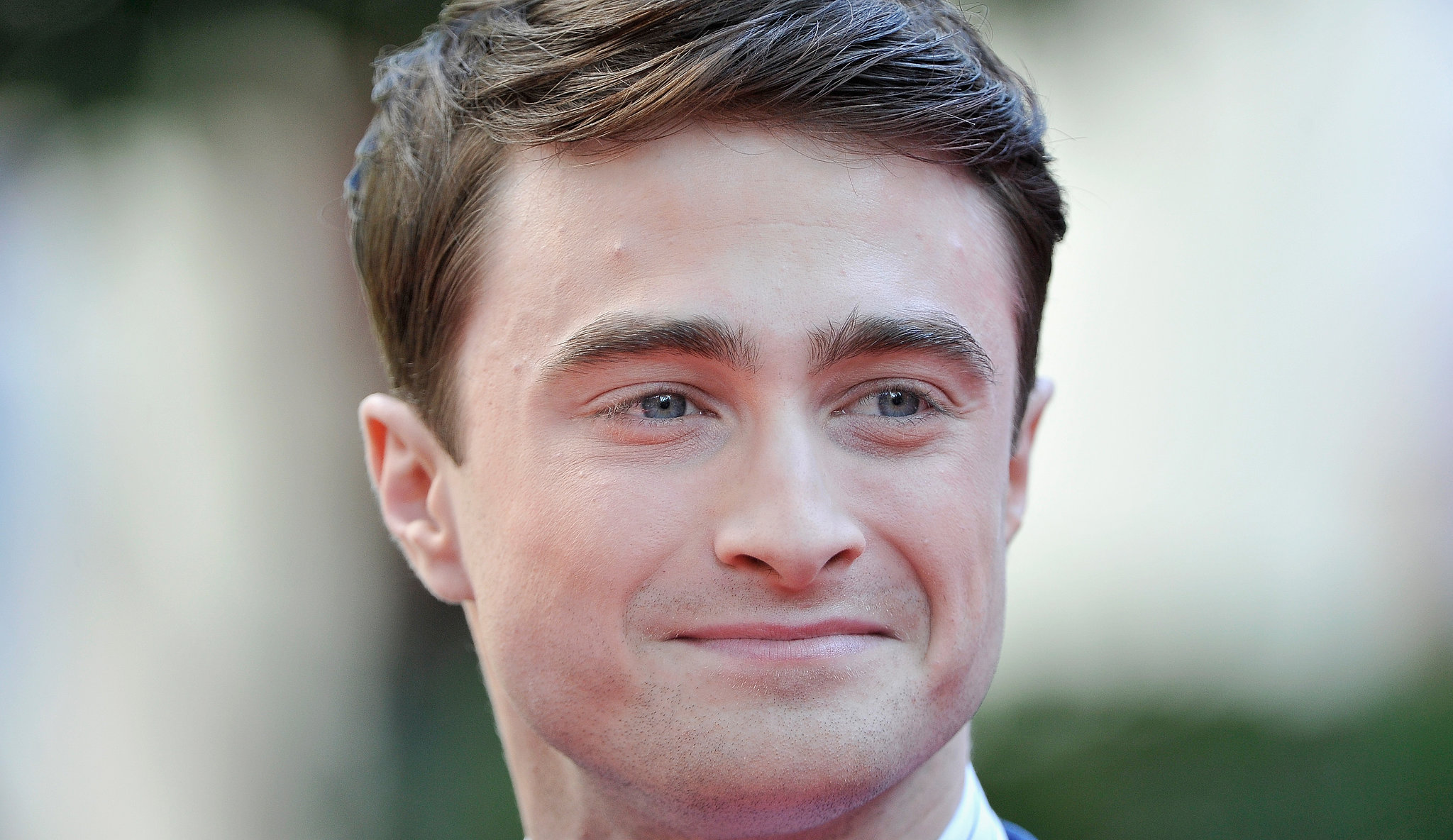 Daniel Radcliffe attended the Kill Your Darlings premiere at the Venice Film Festival.