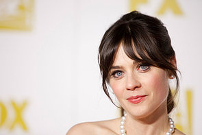 Zooey Deschanel on Donating Your Ponytail & How She Had to Fight For Her Fringe