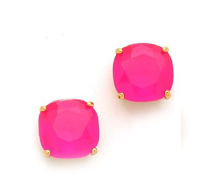 Earrings approx $44, Kate Spade New York at Shopbop.
