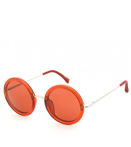 The Row THE ROW 8 ROUND SUNGLASSES