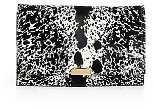 Burberry Prorsum Roslin Haircalf Clutch