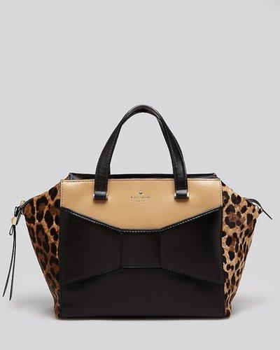 kate spade new york Tote - Two Park Avenue Leopard Beau Shopper