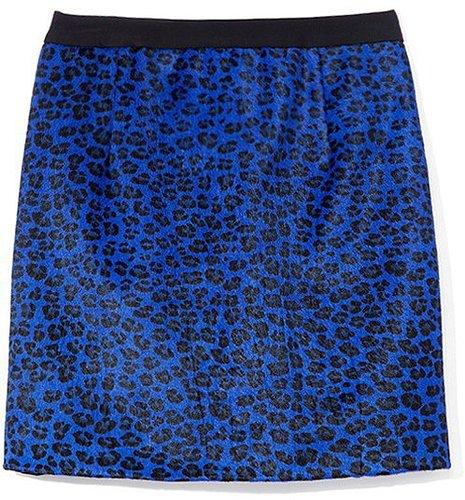 Printed Jaguar Skirt