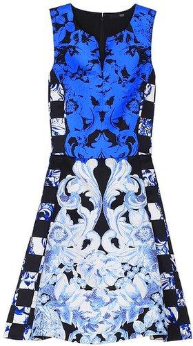 Rococo Sleeveless Dress