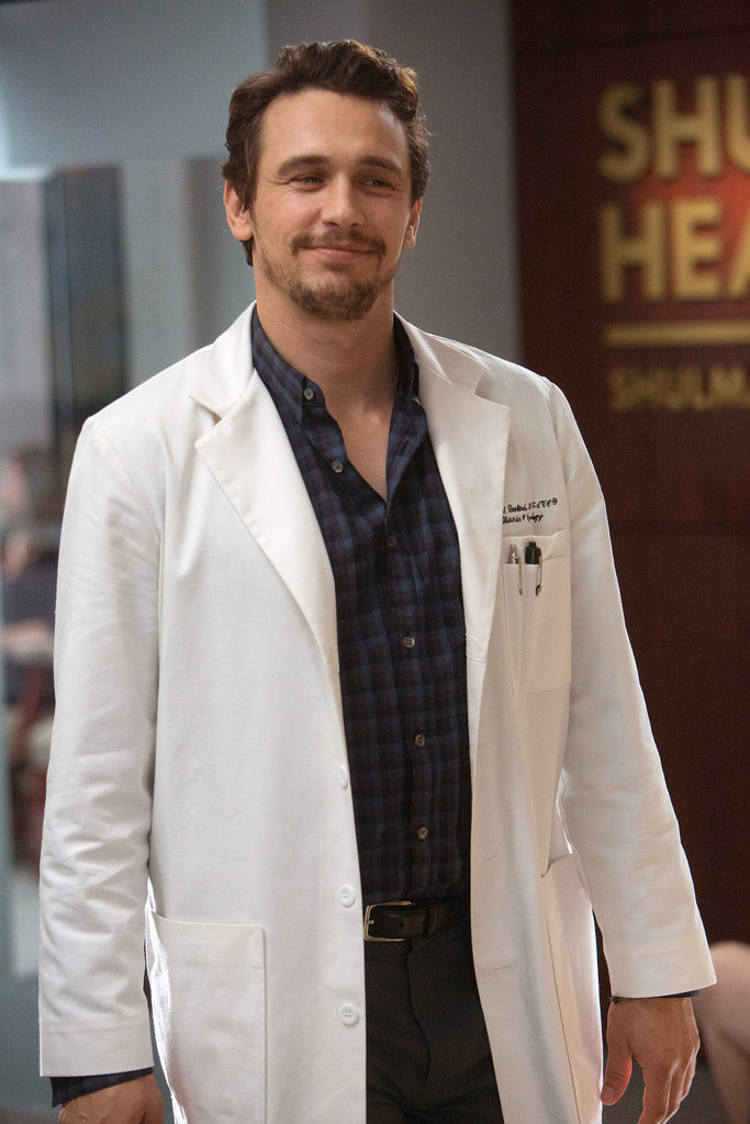 Lookin' good, Dr. Leotard. Want more? Check out all of this year's season premiere pictures.
