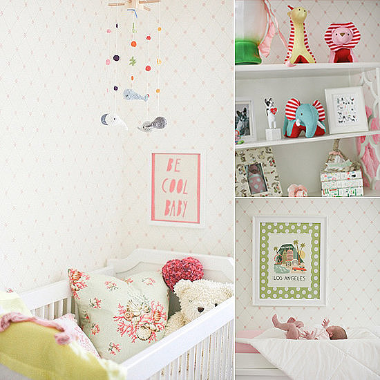 A Shabby Chic Nursery
