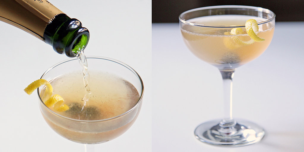 Try a Honeyed French 75 For a Sweet and Sparkling Rosh Hashanah