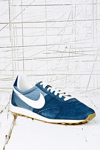 Nike Pre Montreal Racer Vintage Trainers in Blue