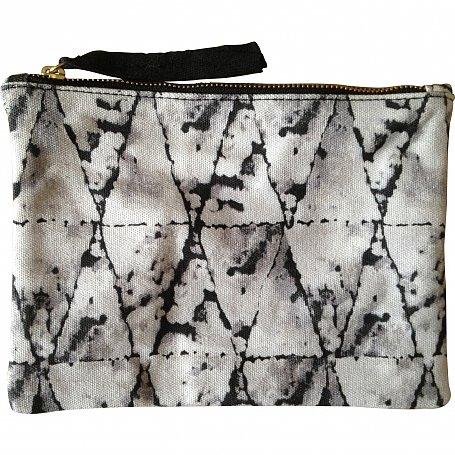 American Vintage Fabric Clutch Bag
