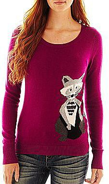 Arizona Critter Sweater