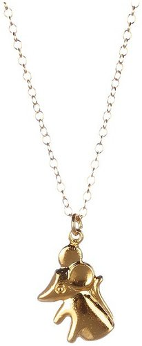 Emily Elizabeth Jewelry - Little Critter Necklace (14K Gold Plated) - Jewelry