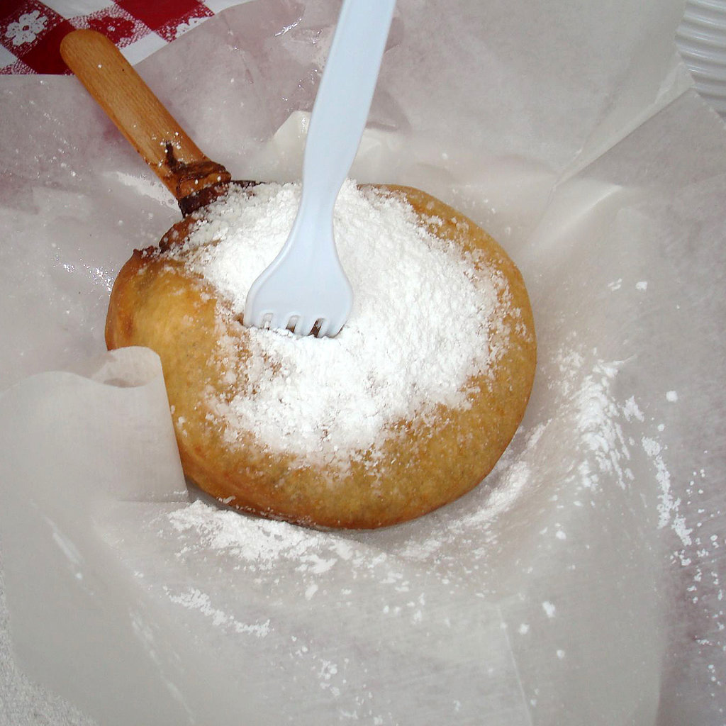 Would you try deep-fried Moon Pie?