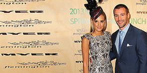 Giddy Up! Stars Get Excited For Spring Racing Season in Melbourne
