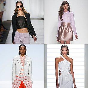 New York Fashion Week Spring 2014 Runway Reviews