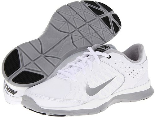Nike - Core Flex (White/Black/Metallic Silver) - Footwear