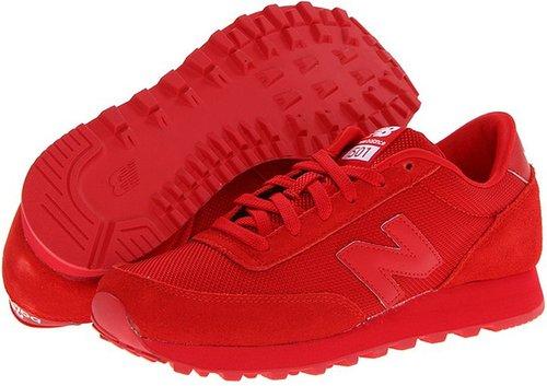 New Balance Classics - WL501 (Red) - Footwear