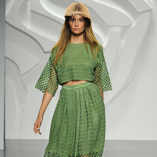 Tibi Spring 2014 Runway Show | NY Fashion Week