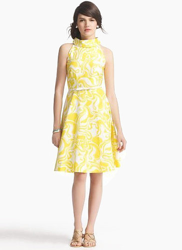 KATE SADE CURLY SWIRLS MARLA DRESS