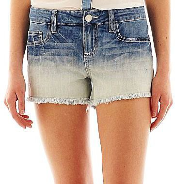 Allen B.® Ombré Denim Shorts