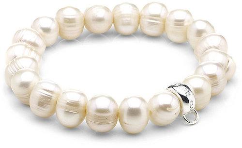 Thomas Sabo Pearl Charm Bracelet