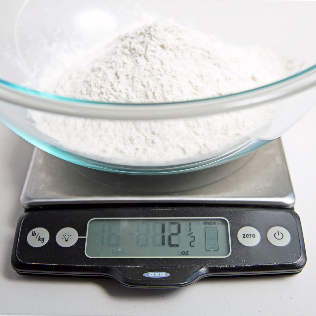 Measure Out the Dry Ingredients