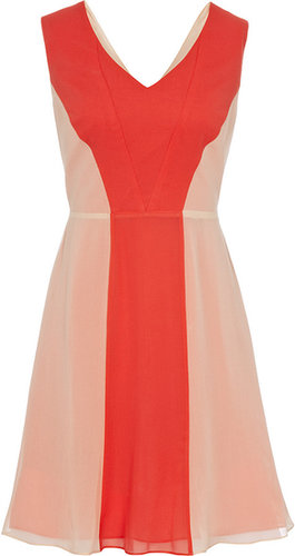 Alla COLOUR BLOCK DRESS