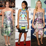 Celebrities Wearing Mary Katrantzou | Pictures
