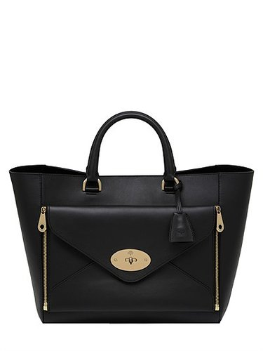 Mulberry - Willow Silky Classic Leather Top Handle