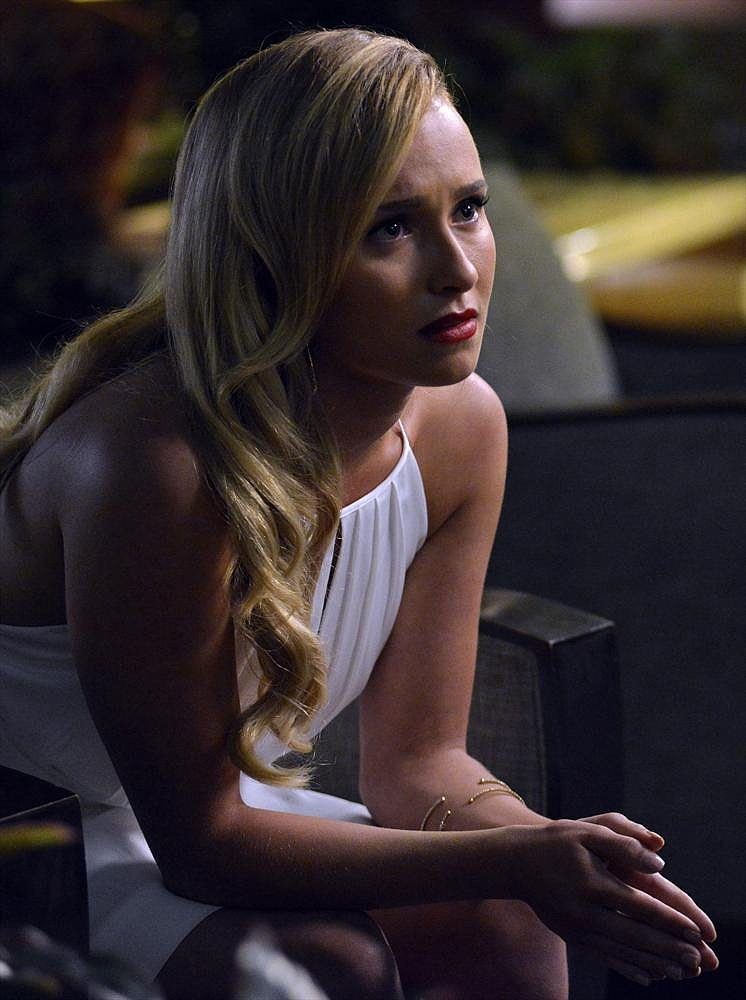 Nashville Hayden Panettiere on the season premiere of Nashville