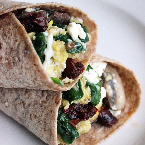 Starbucks Spinach and Feta Wrap Recipe