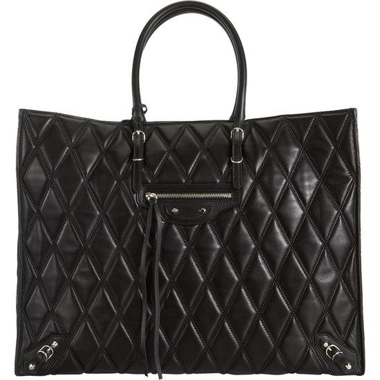 Balenciaga Quilted Bag   Review