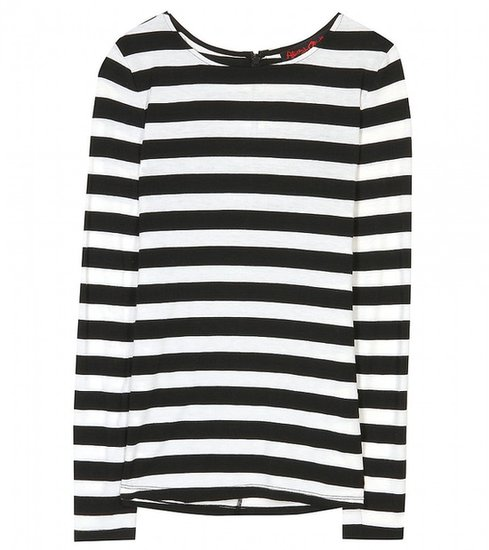 Alice + Olivia Long-sleeved jersey top