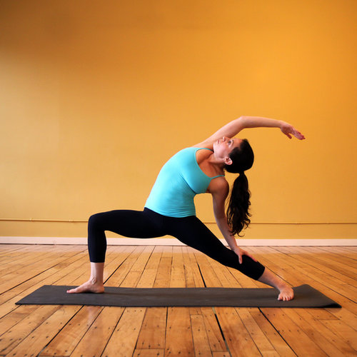 Strength-Training Yoga Poses to Tone Thighs and Butt