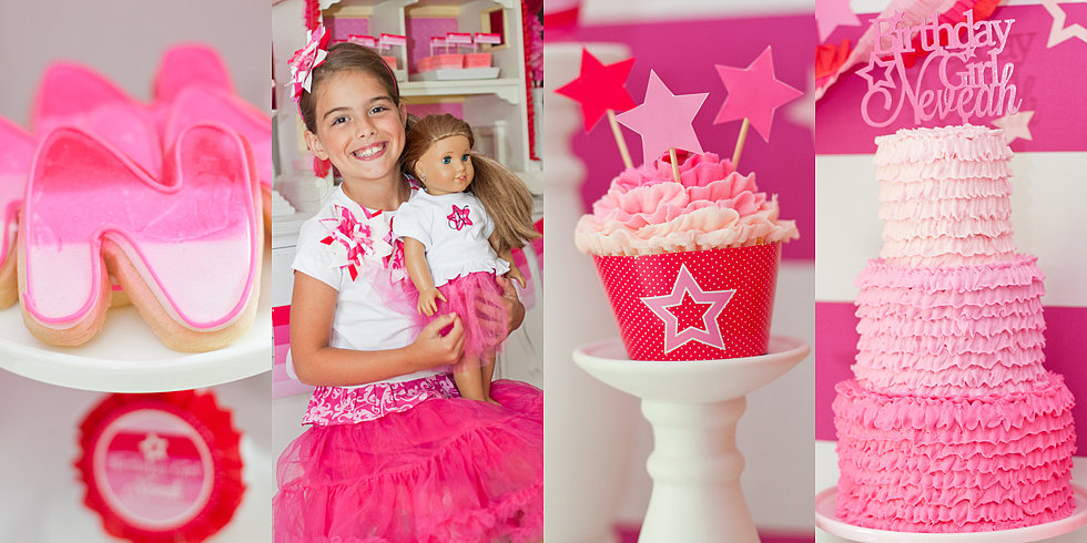 What a Doll! An American Girl Birthday Party