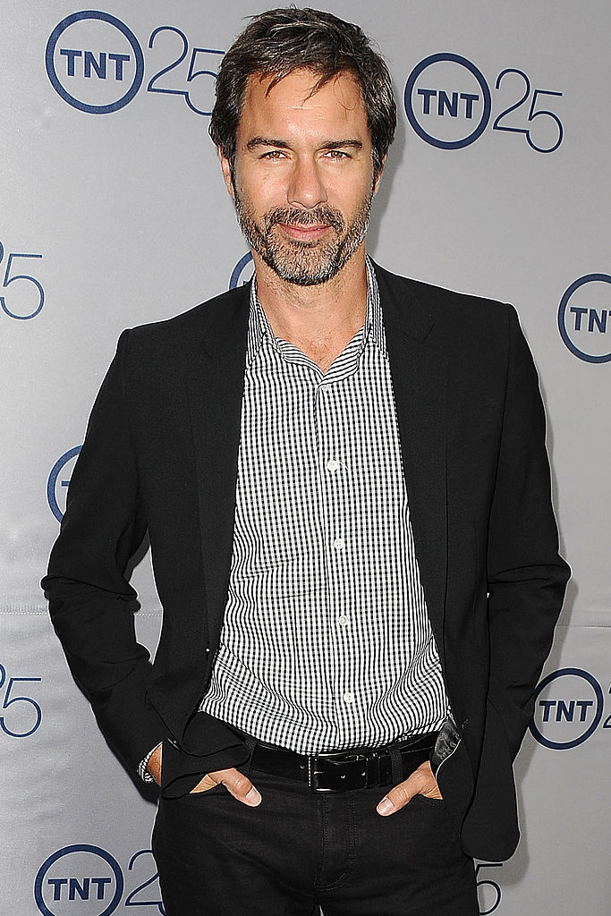 Eric McCormack joined The Architect, an indie in which he'll play a man who enlists the help of a visionary architect (James Frain) to build a dream house for him and his wife (Parker Posey).
