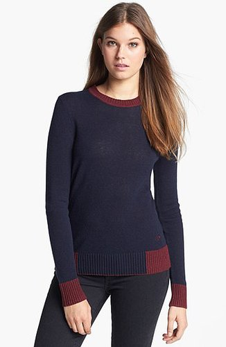 Tory Burch 'Mandy' Wool & Cashmere Sweater