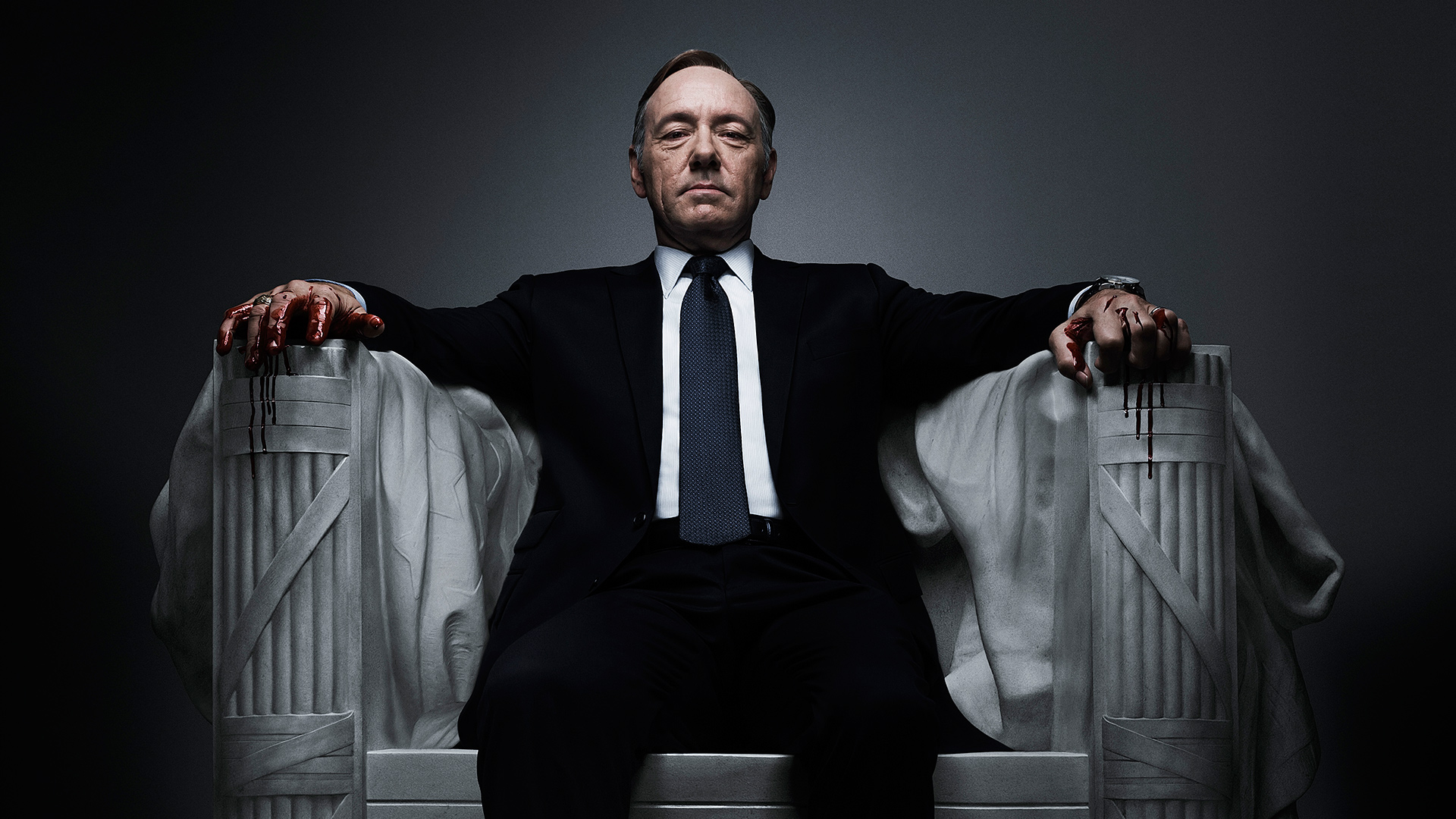 Outstanding Drama Series We'll give credit where credit is due: House of Cards totally blew up this year, and not just because of its standout performances. The writing is superb, the cinematography is artful, and the characters are well-rounded and believable, though extreme at times. The show isn't just impressive because it's one of Netflix's first forays into original programming, it is impressive because it is outstanding. Source: Netflix