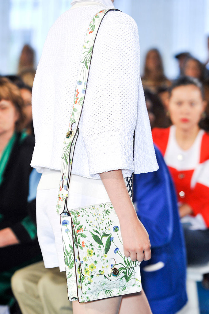 Structured: Tory Burch Spring 2014